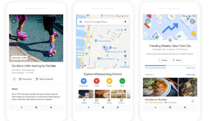 More AI-Powered Features Coming to Google Maps